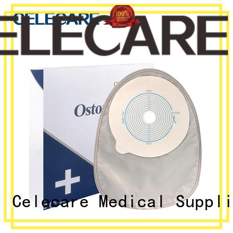 Celecare different types of stoma bags directly sale for people with ileostomy