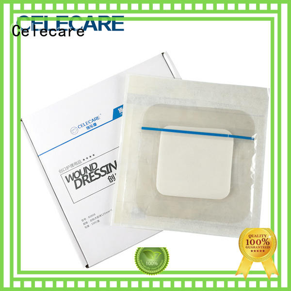 high quality sterile wound dressing bulk buy for injuried skin
