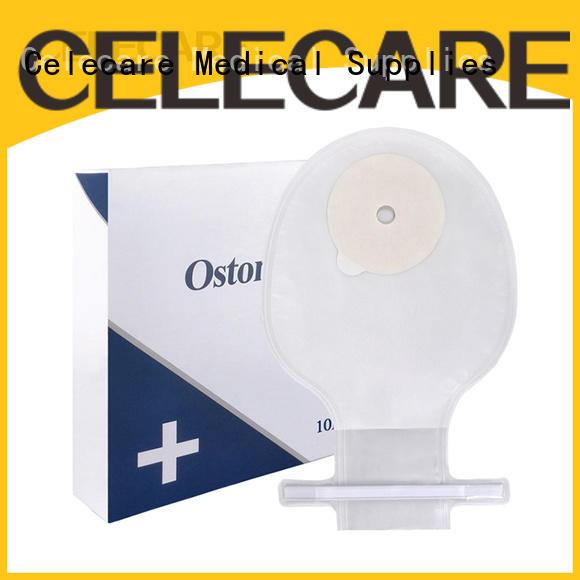 Celecare cost-effective colonoscopy bags inquire now for people with ileostomy