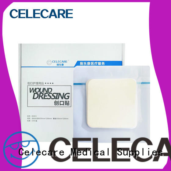 Celecare pressure ulcer wound dressing directly sale for scratch