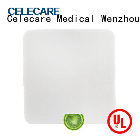 Celecare adhesive foam dressing series for recovery
