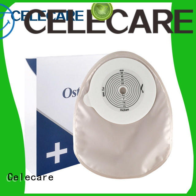 Celecare comfortable convatec ostomy bags bulk buy for medical use