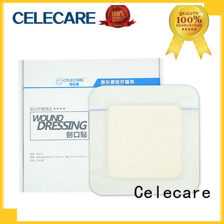 Celecare wound dressing tape factory price for recovery