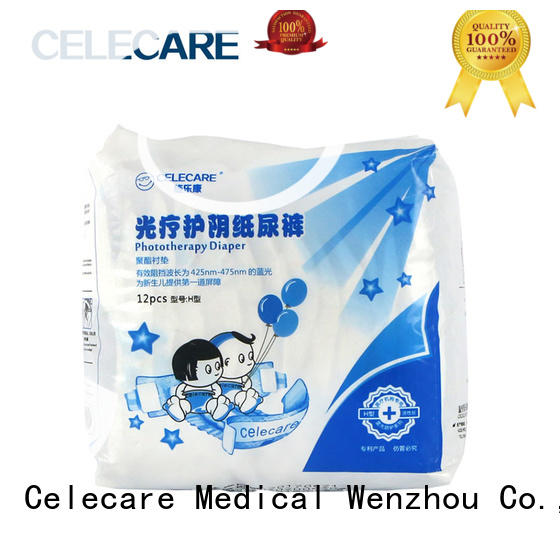safety medical diapers supplier for premature birth