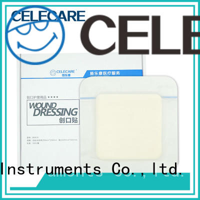 Celecare hot selling buy wound dressing manufacturer for scar