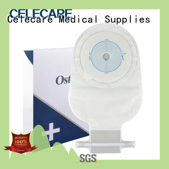 comfortable ostomy bag coloplast manufacturer for people with ileostomy