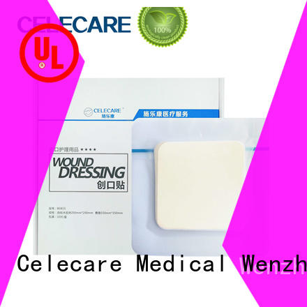 Celecare wound dressing pads series for scar