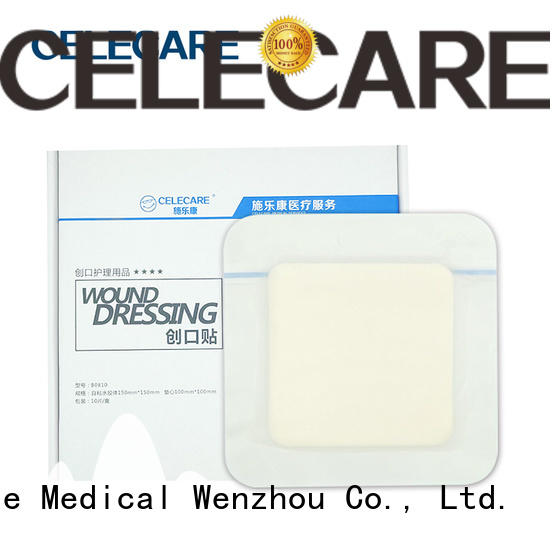 professional silicone wound dressing series for scar