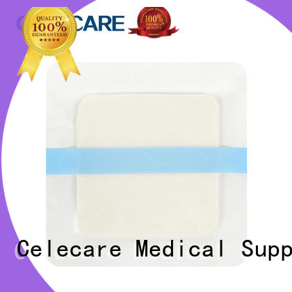 Celecare wound care foam best manufacturer for wound