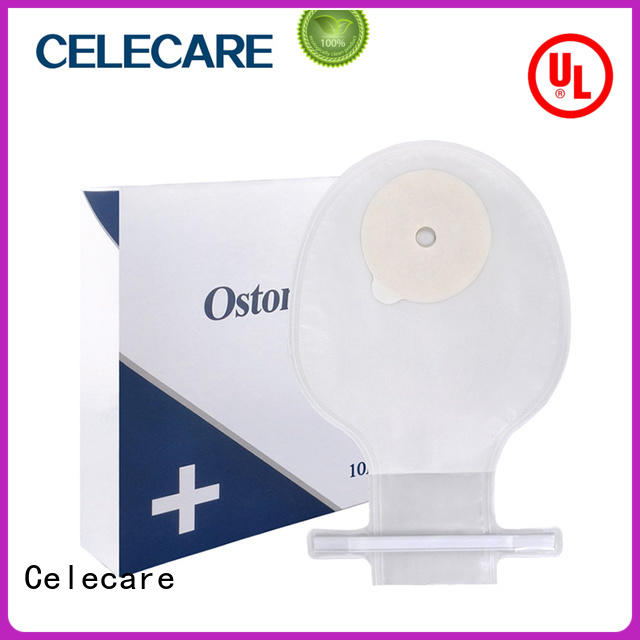 Celecare online ostomy bag coloplast supplier for people with ileostomy