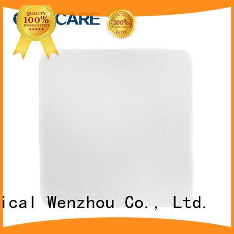 Celecare water-proof ulcer dressing customized for injuried skin