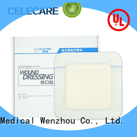 high quality silver wound dressing customized for scar