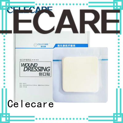 Celecare ulcer wound dressing company for scar