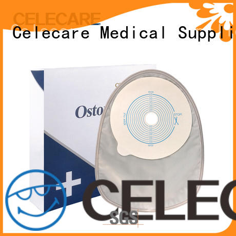 Celecare high-quality colostomy bag for urine company for people with colostomy