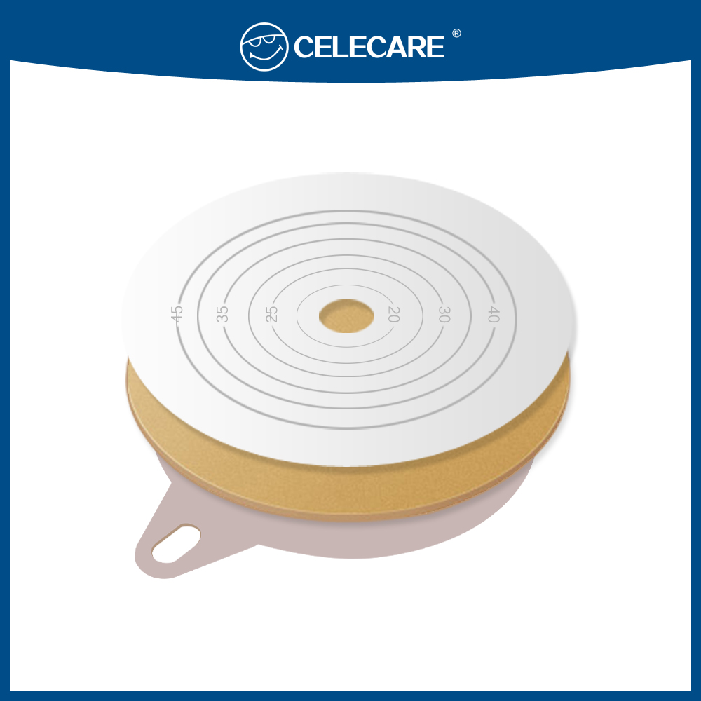 Celecare oem best ostomy bag manufacturer for people with ileostomy-1