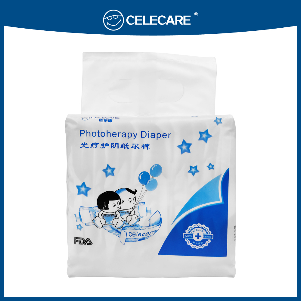 Celecare eco-friendly medical grade diapers supply for premature birth-1
