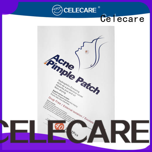 Celecare hydrocolloid dressing acne factory for young people