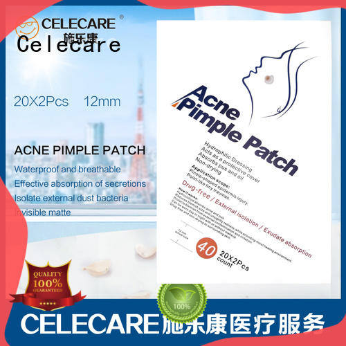 Celecare factory price star acne patch series for adult