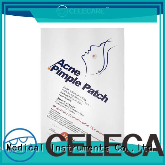 Celecare best pimple patch factory direct supply for men