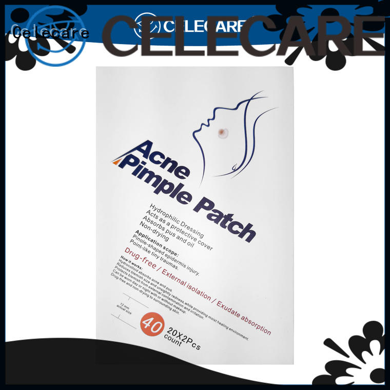 Celecare best value pimple plaster inquire now for young people